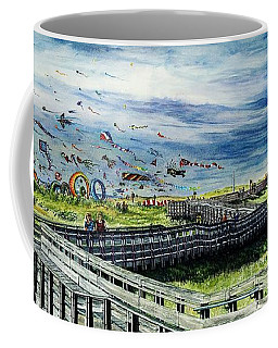 Kites Galore Coffee Mug