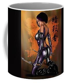 Kitsune Coffee Mug