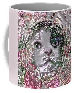 Kitty Cat Art By Artful Oasis 2 Coffee Mug