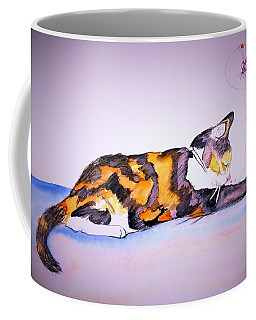 Kitty Cat Coffee Mug