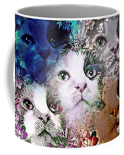 Kitty College By Artful Oasis 1 Coffee Mug