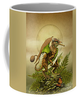 Kiwi Dragon Coffee Mug