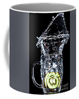 Kiwi Spash Coffee Mug