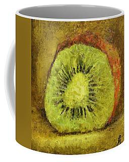 Kiwifruit Coffee Mug