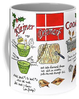 Klejner Cookies Coffee Mug