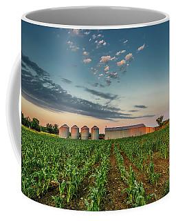 Knee High Sweet Corn Coffee Mug