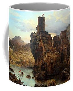 Knights Castle Coffee Mug