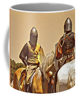 Knight's Conference Coffee Mug