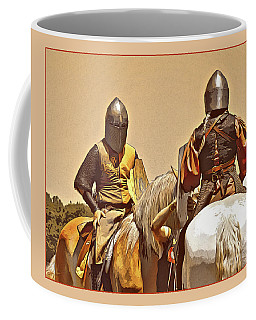 Knight's Conference Coffee Mug