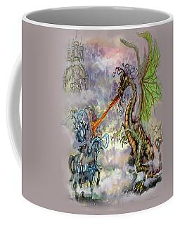 Knights N Dragons Coffee Mug