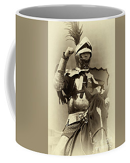 Coffee Mug featuring the photograph Knights Of Old 16 by Bob Christopher
