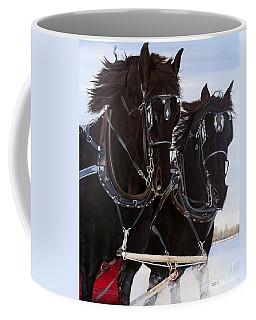 Knights On Four Coffee Mug