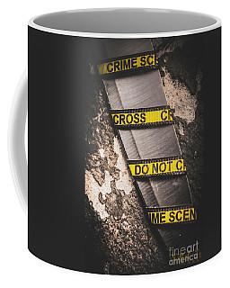 Knives And Clues Coffee Mug