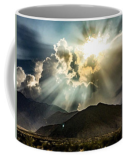 Knocking On Heavens Door Coffee Mug