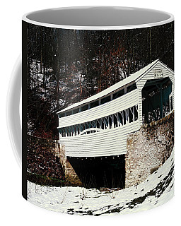 Knox Covered Bridge Historical Place Coffee Mug