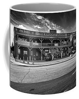 Knuckle Saloon Sturgis Coffee Mug