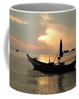 Ko Tao In Evening Coffee Mug