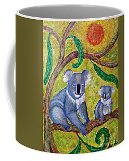 Koala Sunrise Coffee Mug