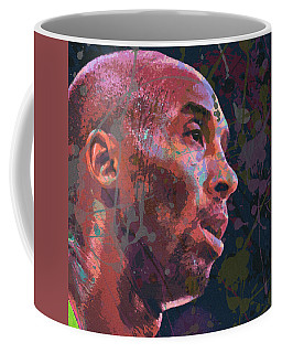 Coffee Mug featuring the painting Kobe by Richard Day