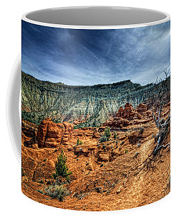 Kodachrome Basin Afternoon Coffee Mug