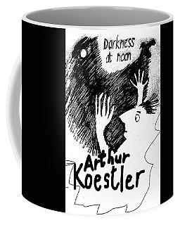 Koestler Darkness At Noon Poster  Coffee Mug