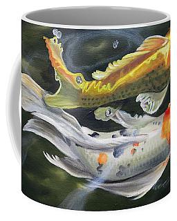 Koi 3 Coffee Mug