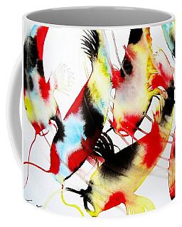 Koi Dance Coffee Mug
