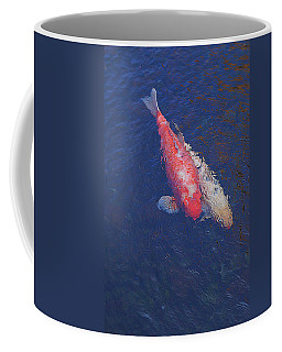 Koi Fish Partners Coffee Mug