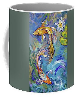 Koi Fish2 Coffee Mug