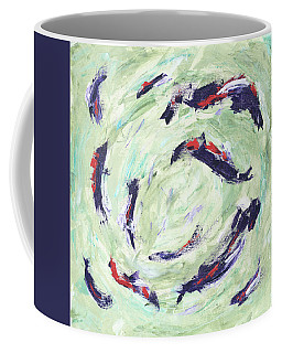 Koi Joy Coffee Mug