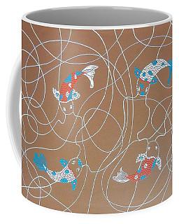 Koi Koi Coffee Mug