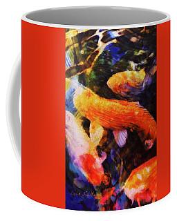 Koi No. 2 Coffee Mug
