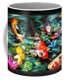Koi Paradise Coffee Mug