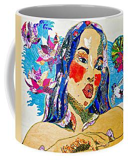 Koi Princess Coffee Mug