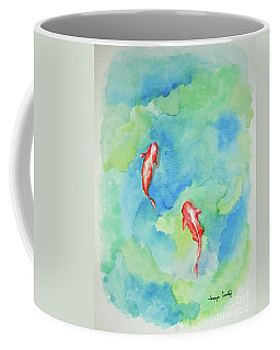 Koi Summer Coffee Mug