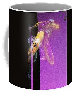 Koi Vi Magenta Coffee Mug