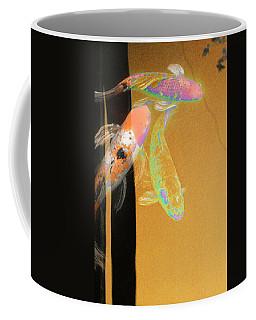 Koi Vi Yellow Coffee Mug