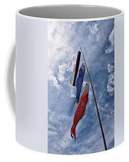 Koinobori Coffee Mug