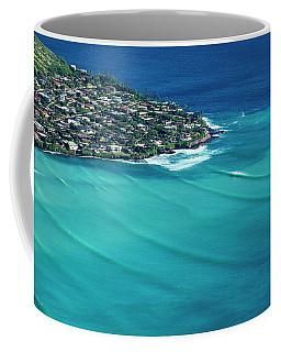 Koko Swell Lines Coffee Mug
