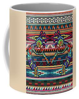 Kokopelli Art Coffee Mug