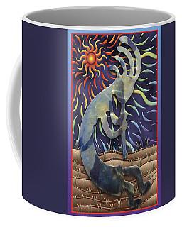 Kokopelli Spring Coffee Mug