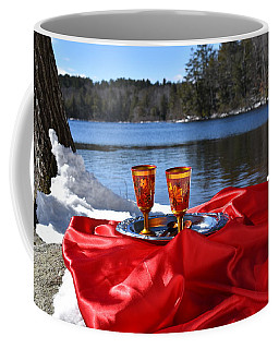 Kolkova Glasses I Coffee Mug