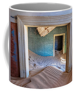 Coffee Mug featuring the photograph Kolmanskop 1 by Rand