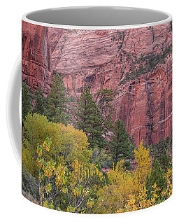 Kolob Canyon Colors Coffee Mug