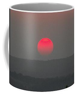 Konza Sunset Coffee Mug