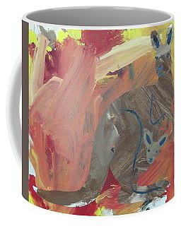 Kooky Kangaroo Coffee Mug