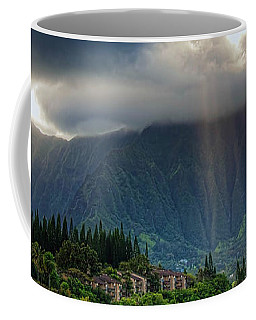 Koolau Sun Rays Coffee Mug