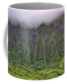 Ko'olau Waterfalls Coffee Mug