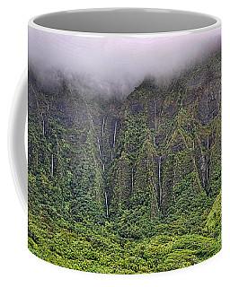 Ko'olau Waterfalls Coffee Mug