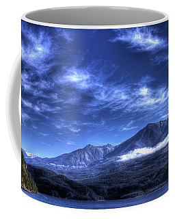 Kootenai Lake From Kaslo Coffee Mug